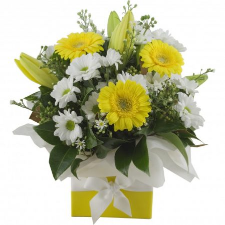 Easter Flowers and Gift Baskets