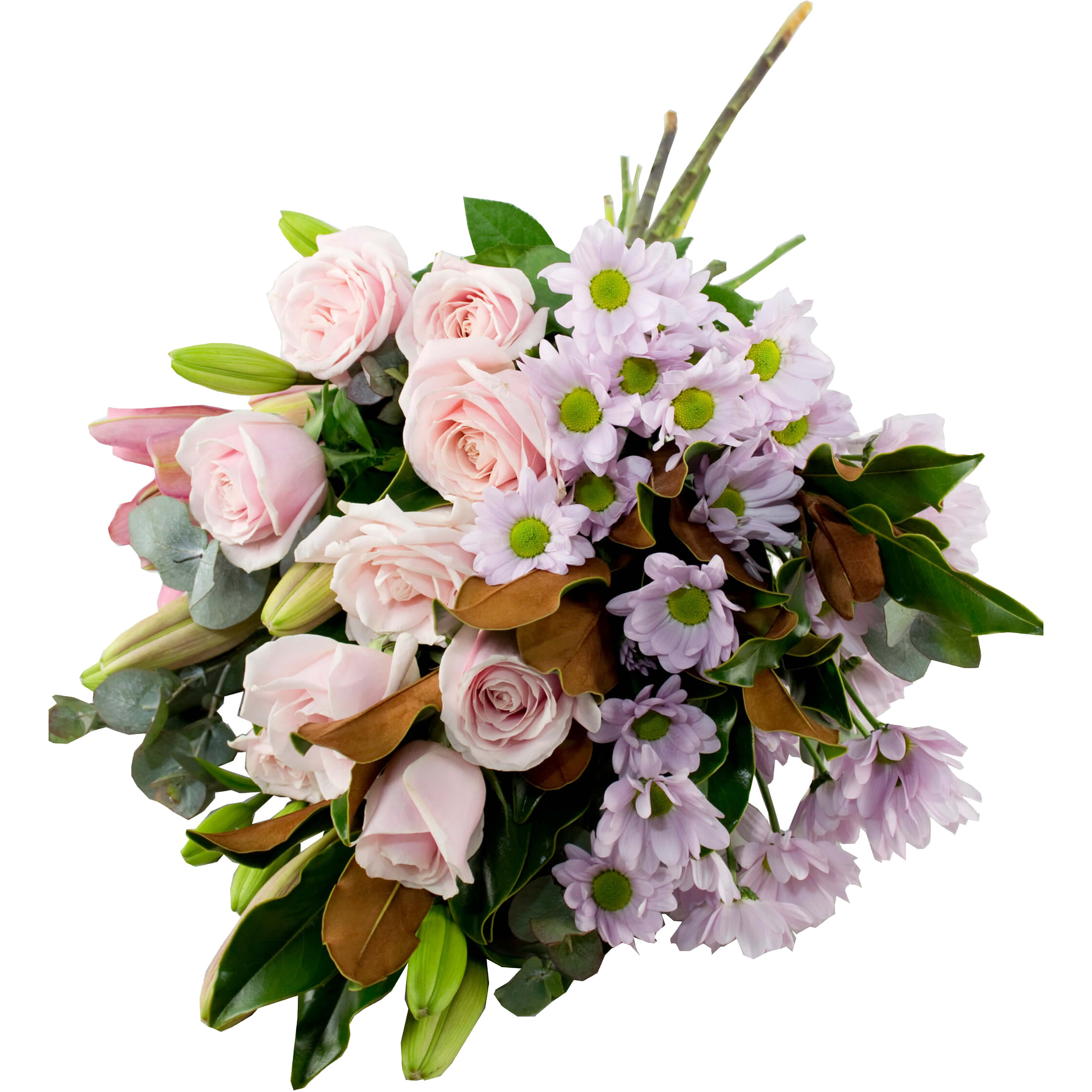 Pastel Delight Flower Bouquet The Flower Company