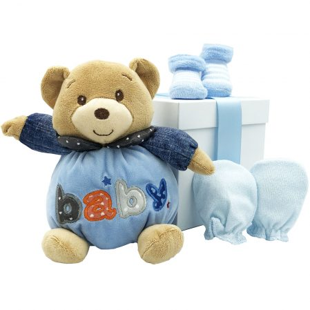 Baby Bear Gift Set for Boys