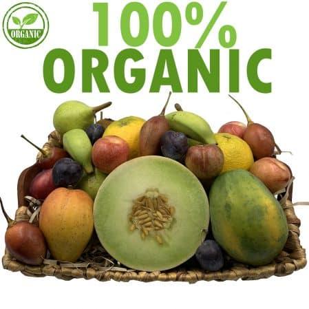 Organic Fruit Hamper